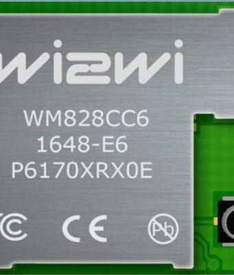 WM828CC6, módulo Wi-Fi y Bluetooth 4.2 LE
