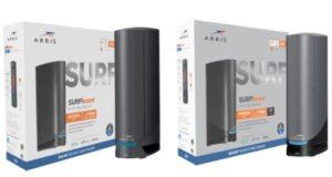 Módems de cable y routers Wi-Fi 6 ARRIS