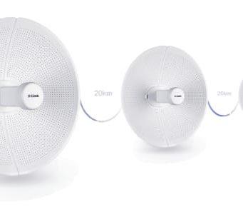 Puntos de Acceso Wi-Fi AC de largo alcance
