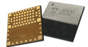 Módulo Bluetooth ultra-compacto ISP2053-AX