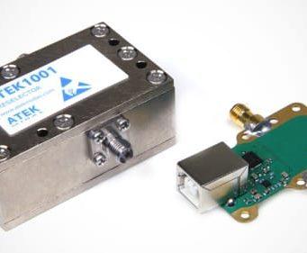 Preselector y front end para SDRs ATEK1001