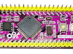 tinyWireless Tarjeta de desarrollo PIC32 con transceptor RFM69HW