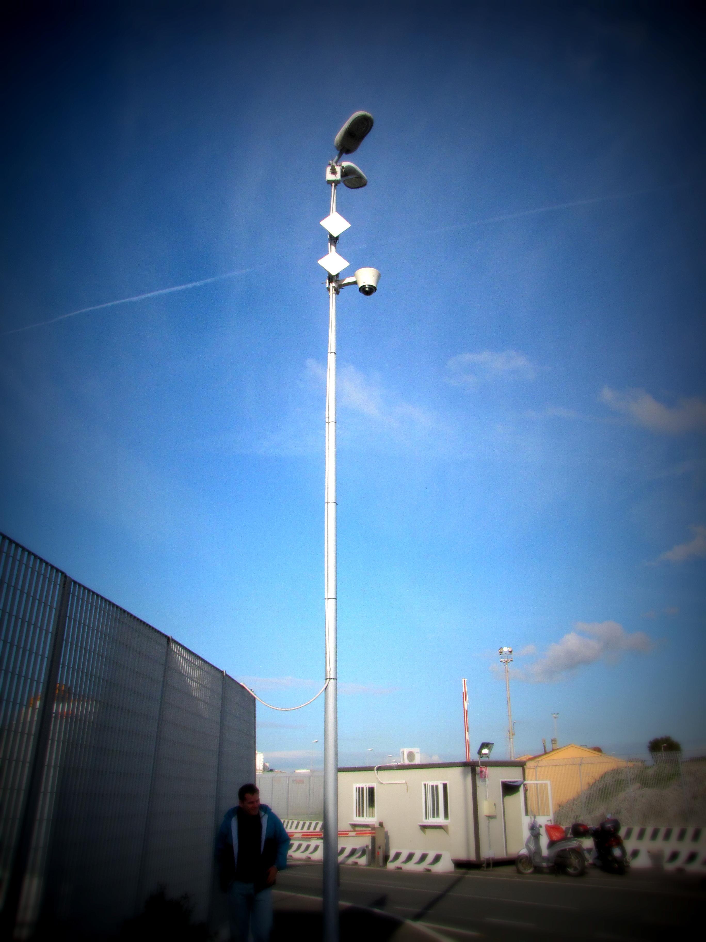 Video vigilancia inalámbrica en Municipalidades   Blog de ...
