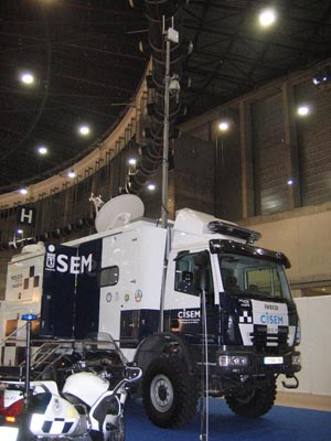 SICUR – Seguridad, convergencia hacia la monitorización y vigilancia remota