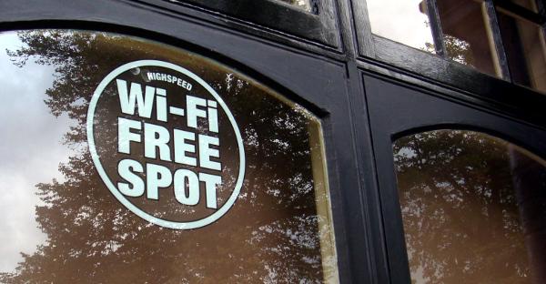 Hot Spot de Wi-Fi