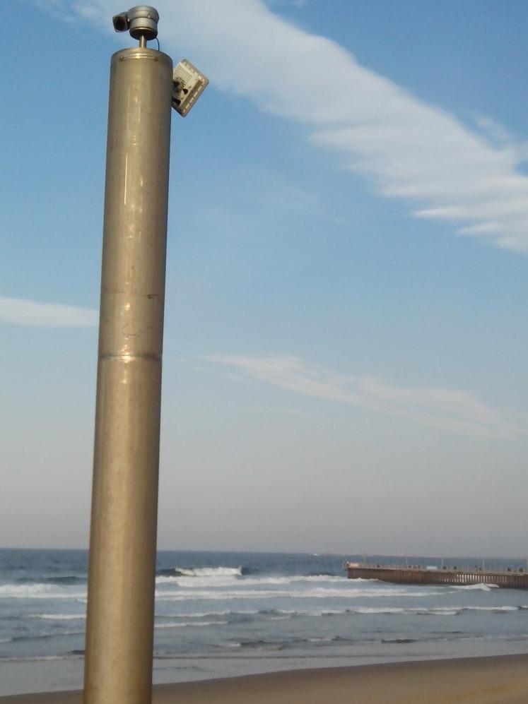Transmisión inalámbrica de banda ancha en ambientes marítimos